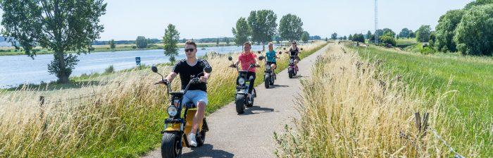 e-chopper tour Overijssel